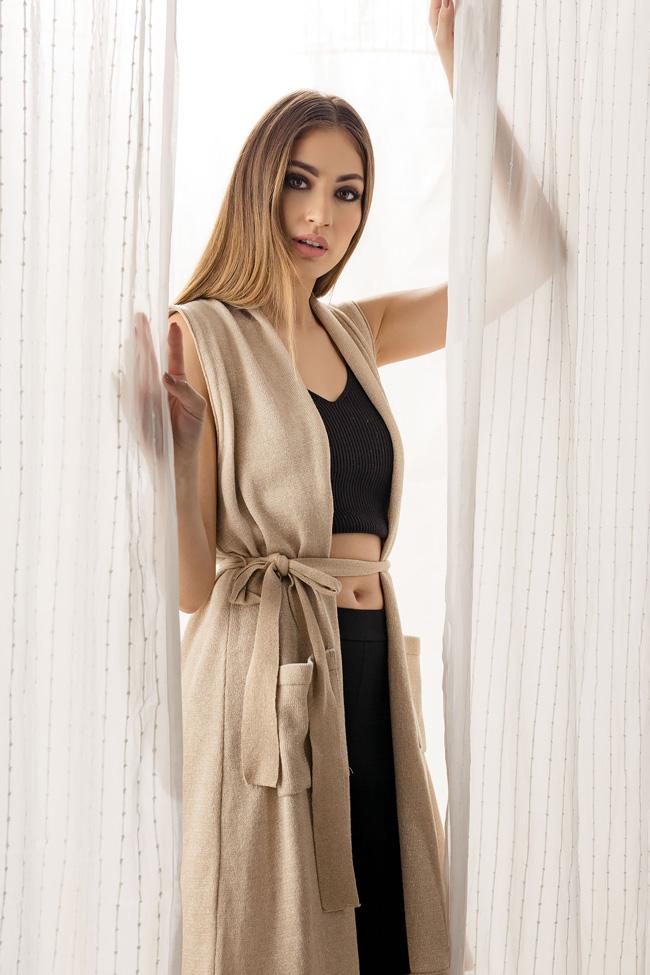 64a8bbee52d8 Γυναικεία πλεκτά ρούχα Ελληνικής κατασκευής. Πλεκτές ζακέτες ...